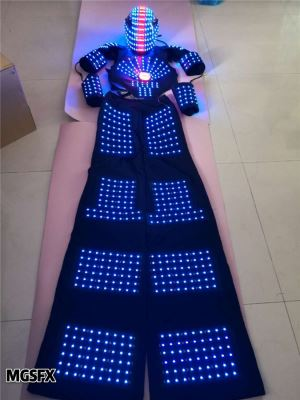 Costume LED Robot Suit